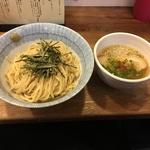 塩つけ麺 灯花.JPG