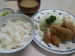 磯野家イカフライ定食.JPG